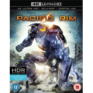 Pacific Rim (UK-import) (BLU-RAY)