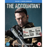 Produktbilde for The Accountant (UK-import) (BLU-RAY)