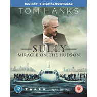 Sully - Miracle On The Hudson (UK-import) (BLU-RAY)
