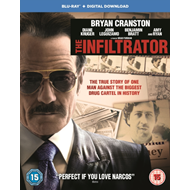 Infiltrator (UK-import) (BLU-RAY)