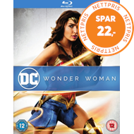 Produktbilde for Wonder Woman (UK-import) (BLU-RAY)