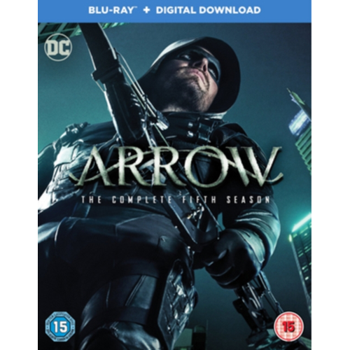 Arrow: The Complete Fifth Season (UK-import) (BLU-RAY)