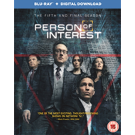 Produktbilde for Person Of Interest: The Complete Fifth And Final Season (UK-import) (BLU-RAY)