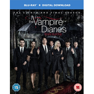 Vampire Diaries: The Eighth And Final Season (UK-import) (BLU-RAY)