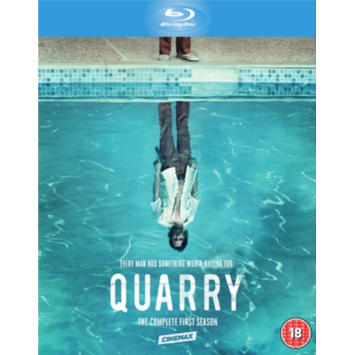 Quarry: The Complete First Season (UK-import) (BLU-RAY)