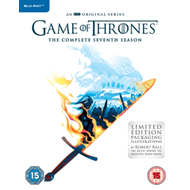 Produktbilde for Game Of Thrones: The Complete Seventh Season (UK-import) (BLU-RAY)