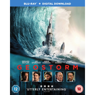 Geostorm (UK-import) (BLU-RAY)