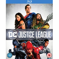 Produktbilde for Justice League (UK-import) (BLU-RAY)
