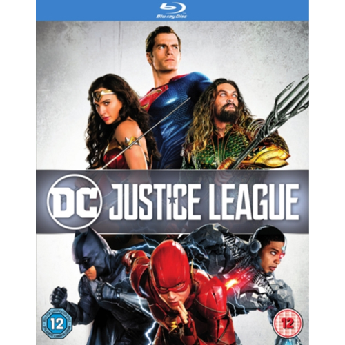 Justice League (UK-import) (BLU-RAY)