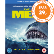 Produktbilde for The Meg (UK-import) (BLU-RAY)