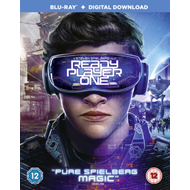 Ready Player One (UK-import) (BLU-RAY)