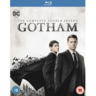 Gotham: The Complete Fourth Season (UK-import) (BLU-RAY)