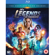 DC's Legends Of Tomorrow: The Complete Third Season (UK-import) (BLU-RAY)