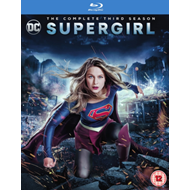 Supergirl: The Complete Third Season (UK-import) (BLU-RAY)