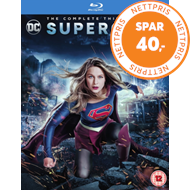 Produktbilde for Supergirl: The Complete Third Season (UK-import) (BLU-RAY)