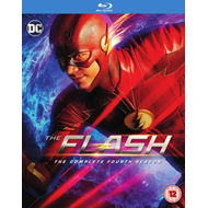 Produktbilde for The Flash: The Complete Fourth Season (UK-import) (BLU-RAY)