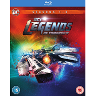 DC's Legends Of Tomorrow: Seasons 1-3 (UK-import) (BLU-RAY)