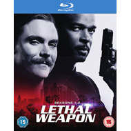 Produktbilde for Lethal Weapon: Seasons 1-2 (UK-import) (BLU-RAY)
