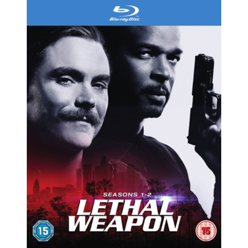 Lethal Weapon: Seasons 1-2 (UK-import) (BLU-RAY)