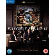Succession: The Complete First Season (UK-import) (BLU-RAY)