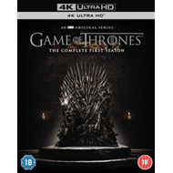 Produktbilde for Game Of Thrones: The Complete First Season (UK-import) (4K ULTRA HD)