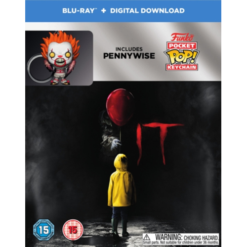 It (UK-import) (BLU-RAY)