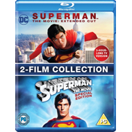 Produktbilde for Superman: The Movie - Extended Cut (UK-import) (BLU-RAY)