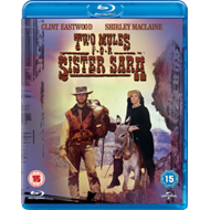 Two Mules For Sister Sara (UK-import) (BLU-RAY)
