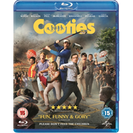 Produktbilde for Cooties (UK-import) (BLU-RAY)