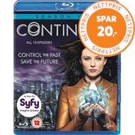 Continuum: Season One (UK-import) (BLU-RAY)