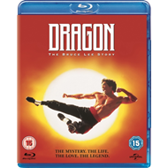 Dragon - The Bruce Lee Story (UK-import) (BLU-RAY)