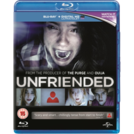 Unfriended (UK-import) (BLU-RAY)