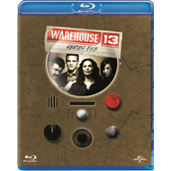 Warehouse 13: The Complete Series (UK-import) (BLU-RAY)