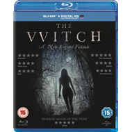 Witch (UK-import) (BLU-RAY)