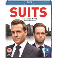 Produktbilde for Suits: Season Five (UK-import) (BLU-RAY)
