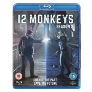 Produktbilde for 12 Monkeys: Season 2 (UK-import) (BLU-RAY)