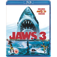 Jaws 3 (UK-import) (BLU-RAY)