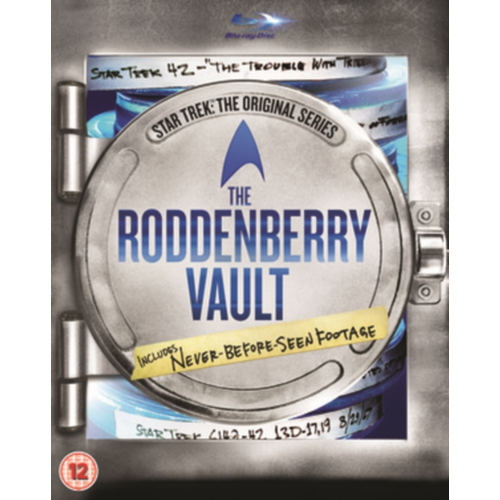 Star Trek: The Original Series - The Roddenberry Vault (UK-import) (BLU-RAY)