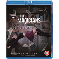 Produktbilde for The Magicians: Season One (UK-import) (BLU-RAY)