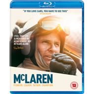 Produktbilde for Mclaren (UK-import) (BLU-RAY)