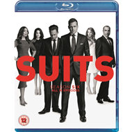 Produktbilde for Suits: Season Six (UK-import) (BLU-RAY)