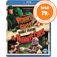 Produktbilde for The Mummy's Ghost/The Mummy's Curse (UK-import) (BLU-RAY)