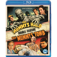 Mummy's Hand/The Mummy's Tomb (UK-import) (BLU-RAY)
