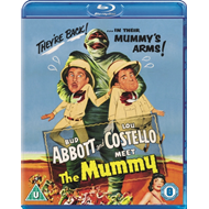 Abbott And Costello Meet The Mummy (UK-import) (BLU-RAY)