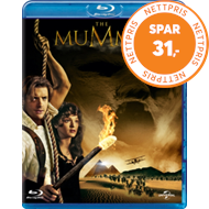 Produktbilde for The Mummy (UK-import) (BLU-RAY)