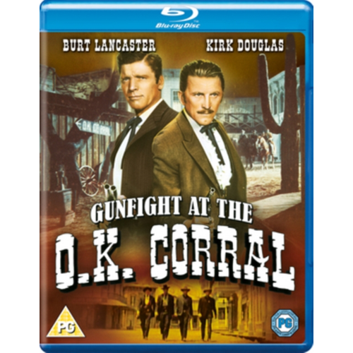 Gunfight At The O.K. Corral (UK-import) (BLU-RAY)