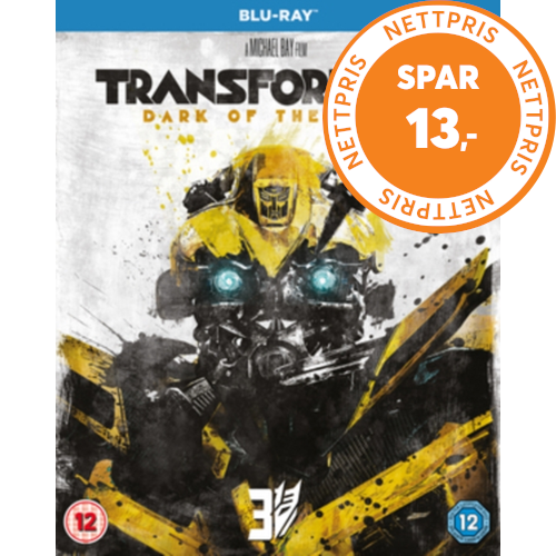 Transformers: Dark Of The Moon (UK-import) (BLU-RAY)