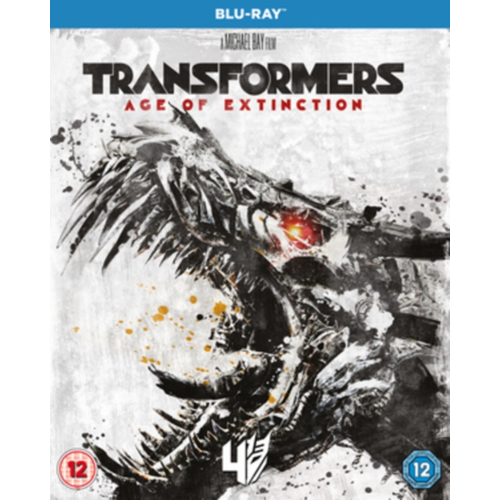 Transformers: Age Of Extinction (UK-import) (BLU-RAY)