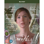 Mother! (UK-import) (BLU-RAY)