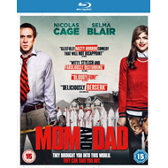 Mom And Dad (UK-import) (BLU-RAY)